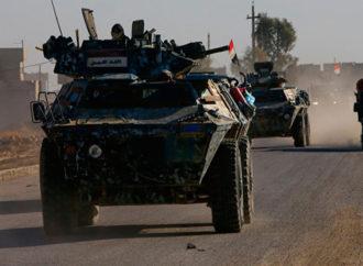 Mueren 90 militares iraquíes por el criminal ataque de EEUU en Mosul