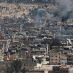 El Ejército sirio evacúa al 80% de habitantes de Palmira