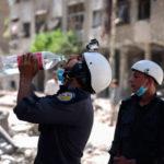 Los 'Cascos Blancos' de Siria están financiados por Washington y Londres