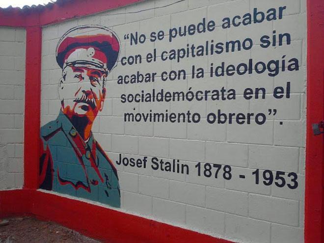 Citas Del Camarada Stalin Sobre La Socialdemocracia Diario