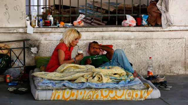 Grecia: el capitalismo está perjudicando seriamente la salud síquica de la población
