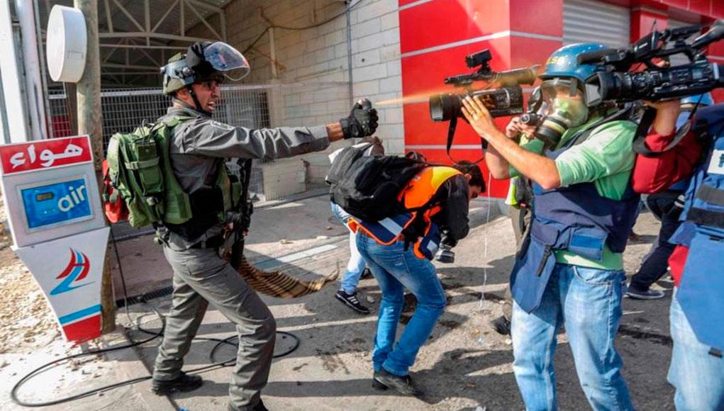 Drones y balas de Israel contra palestinos en Gaza Imagen-activa