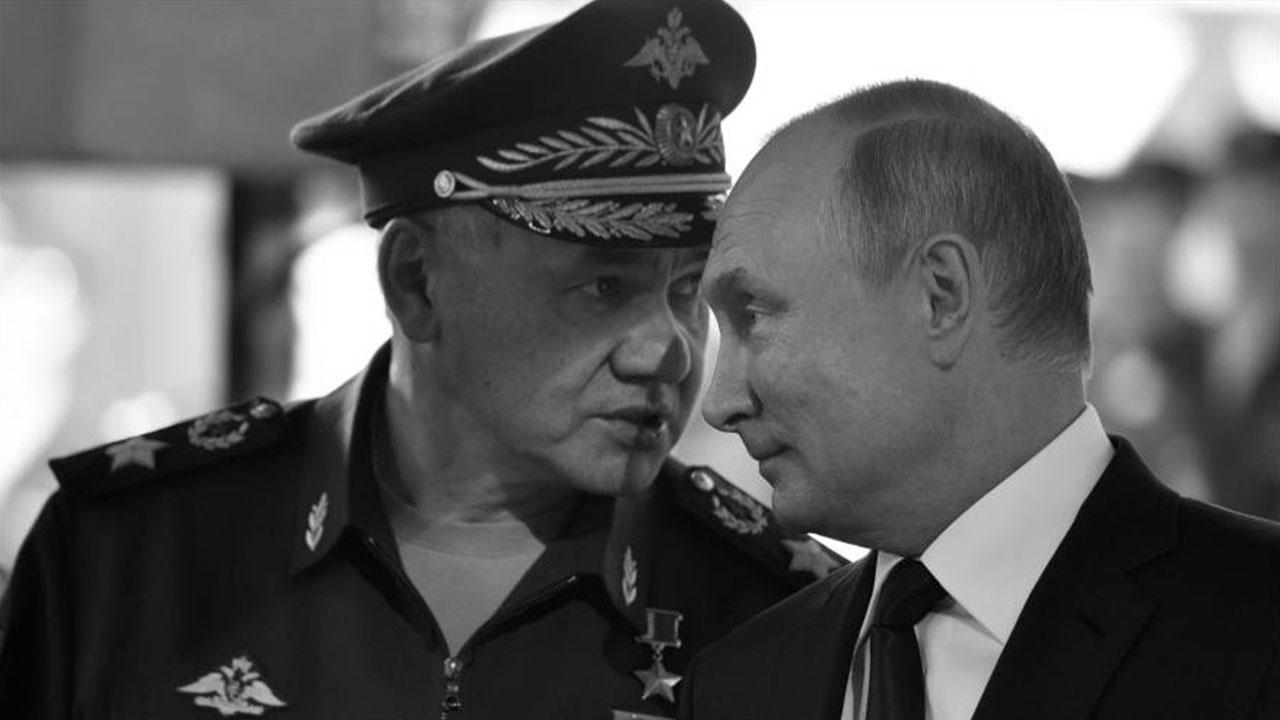 Putin y Shoigu