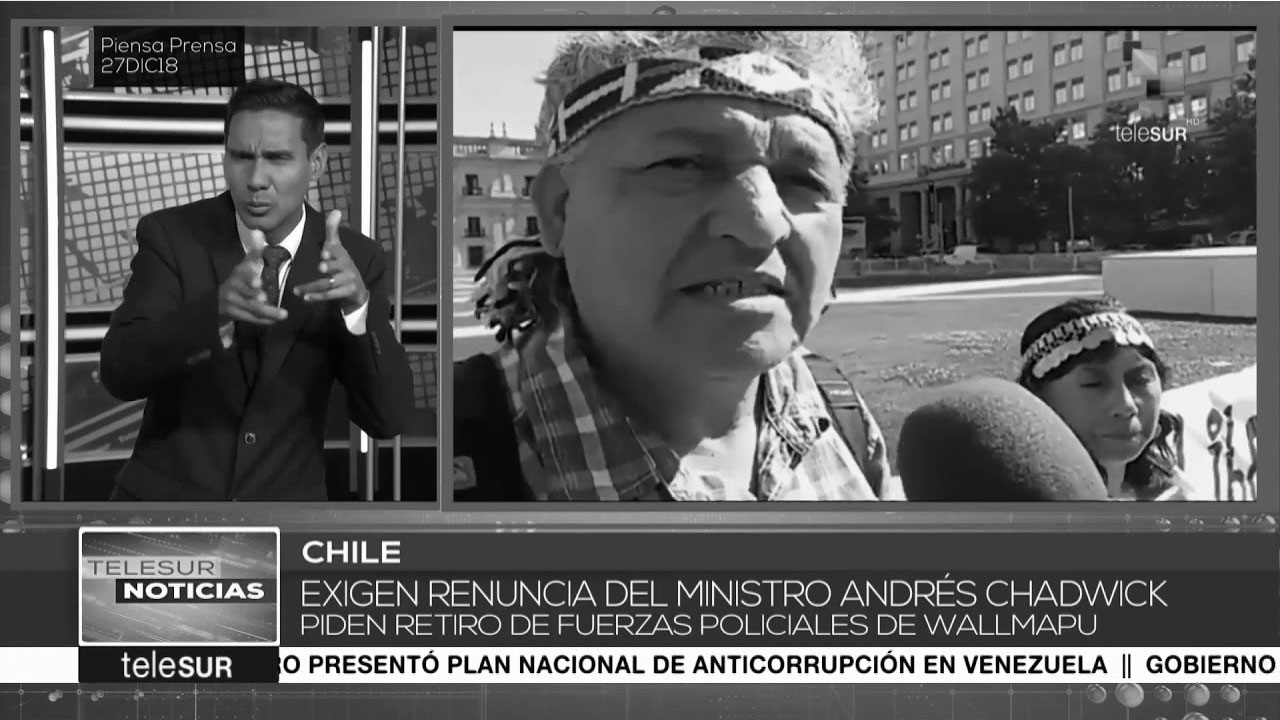 Chile: marchan mapuches en memoria de líderes caídos