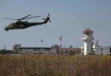 Un Mi-24 ruso en Siria