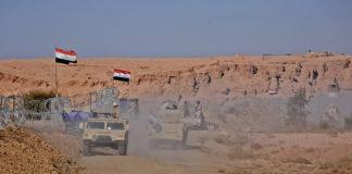Milicias del Hashid al Shaabi