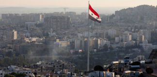 Damasco, Siria, el 15 de septiembre de 2018