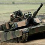 Tanque M1A2 Abrams