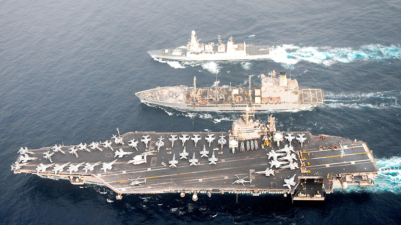 ¿Es posible un bloqueo naval contra Venezuela?