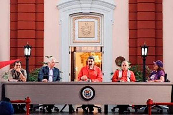 Presidente Maduro: Venezuela está en el epicentro de la lucha geopolítica mundial