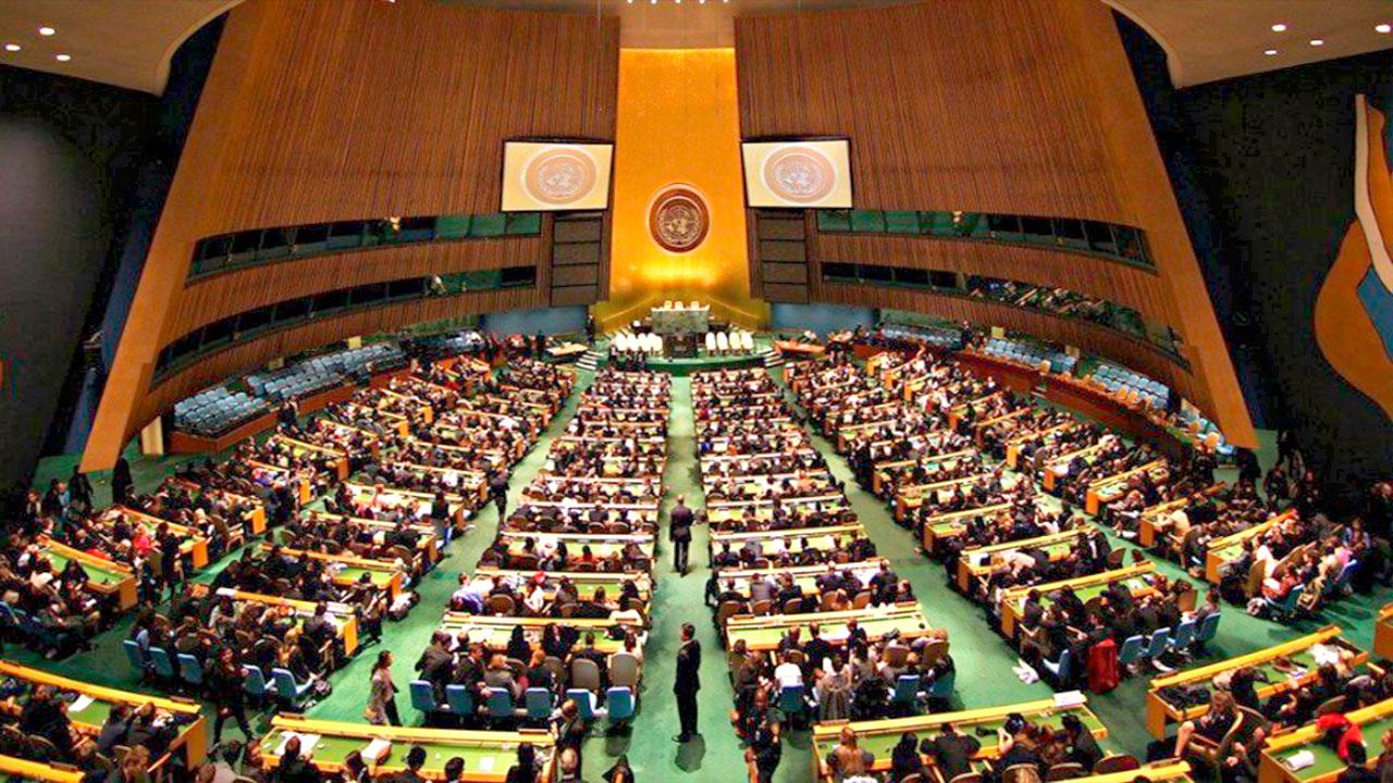 Canciller Arreaza denunció a EEUU ante la ONU por amenazas de bloqueo naval