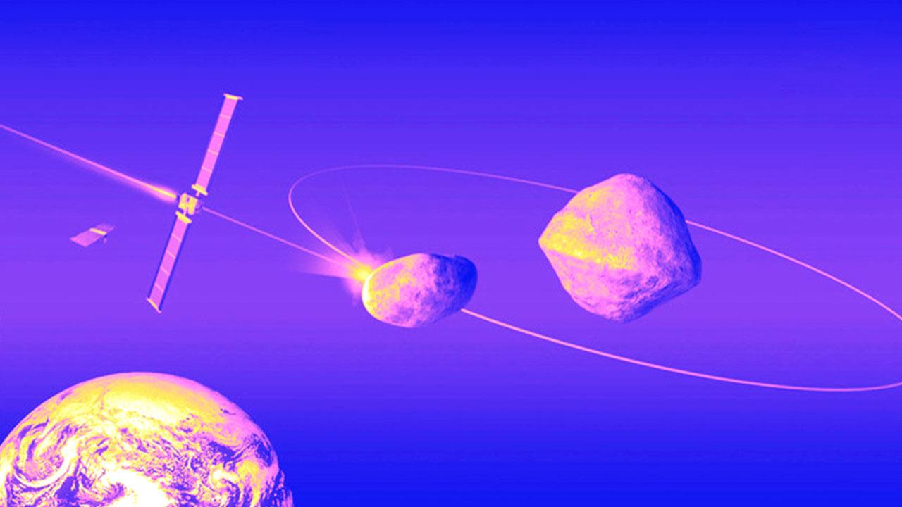 «La póliza de seguro para la Tierra»: este es el plan de la NASA y la ESA para salvar al planeta de los asteroides.