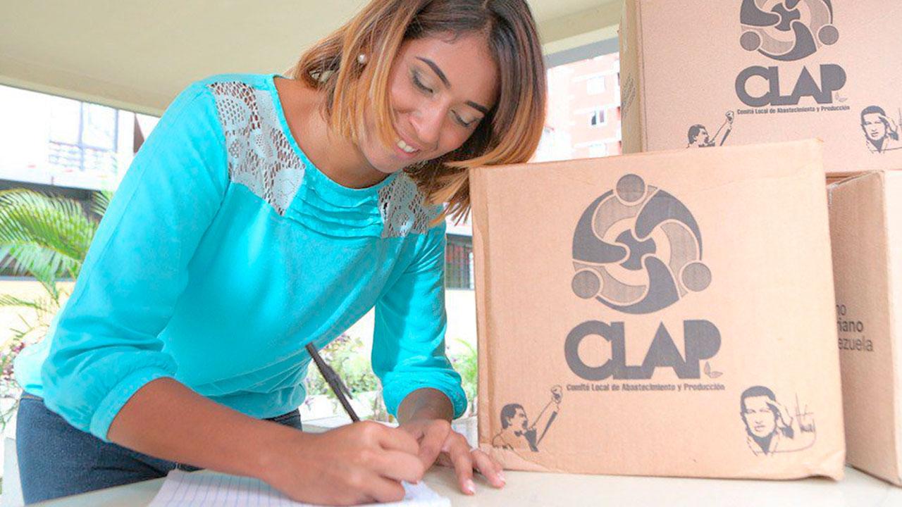 Venezuela: #CLAP , instrumento que combate la especulación casa por casa.